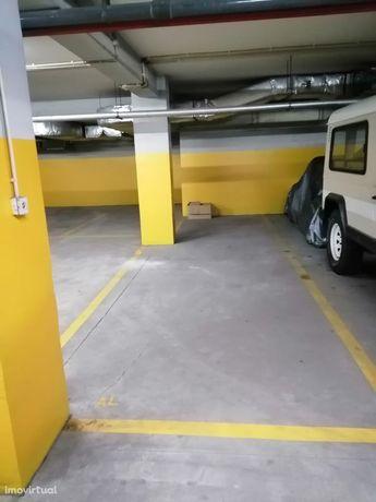 À Exponor- Lugar de Garagem