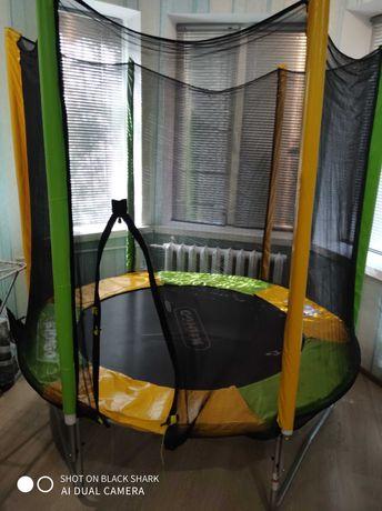 Продам батут KIDIGO Батут 183 см с защитной сеткой (BT183)