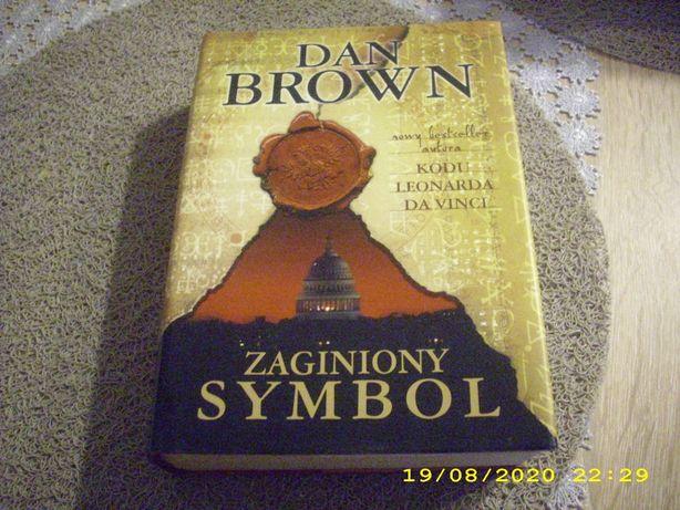 Zaginiony symbol - Brown /k