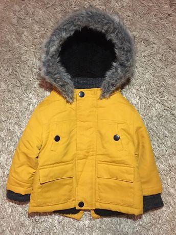 Зимняя Куртка-парка Primark,next