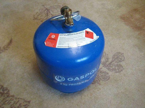 Butla gazowa 3kg