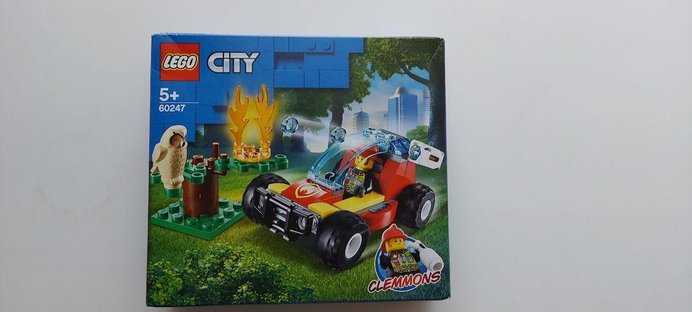 Lego City 60247 - Pożar Lasu Bytom - image 1
