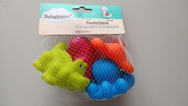 BABYDREAM Zwierzątka zabawki do kąpieli - NOWE