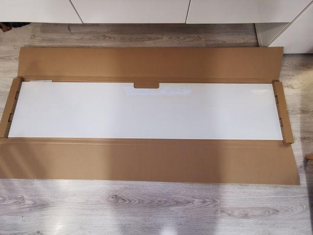 Panel górny besta szkło białe 180
