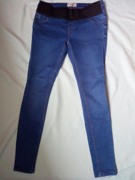 Spodnie jeansowe, ciążowe
