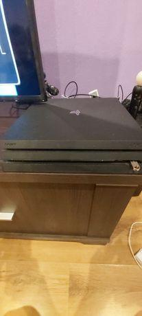 Playstation 4 pro + gogle