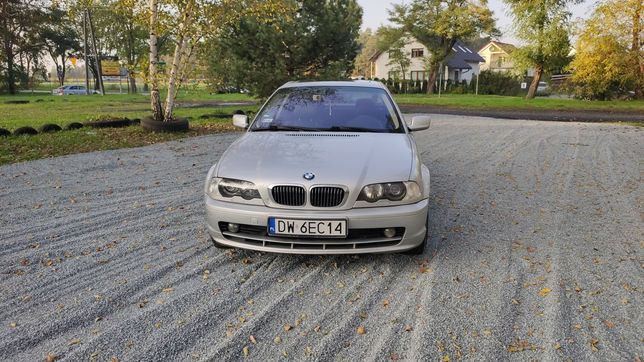 BMW E46 2.5 323 coupe