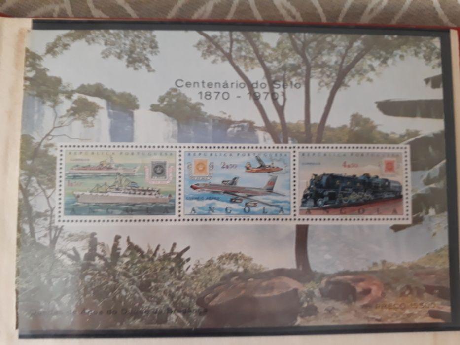 Selos novos do Ultramar (sem carimbo)(em escudos) Póvoa De Varzim, Beiriz E Argivai - imagem 1