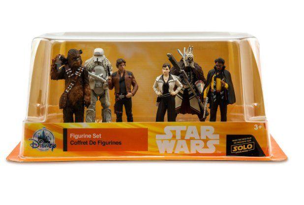 Набор фигурок от Disney Звёздные войны Solo A Star Wars.
