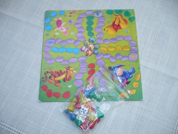 _Zestaw:5xPuzzle+Gra Kubuś _Polecam Opis