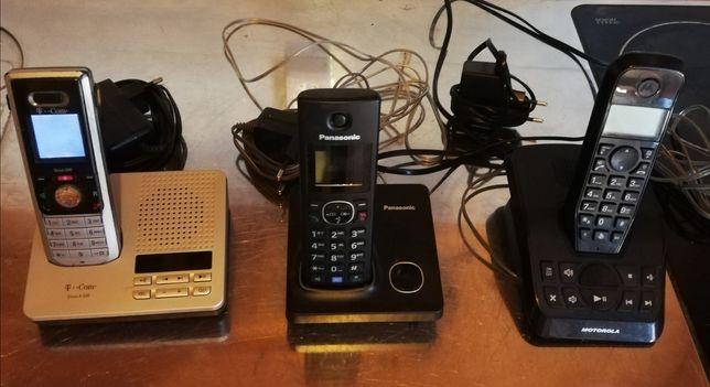 Telefon stacjonarny panasonic Motorola