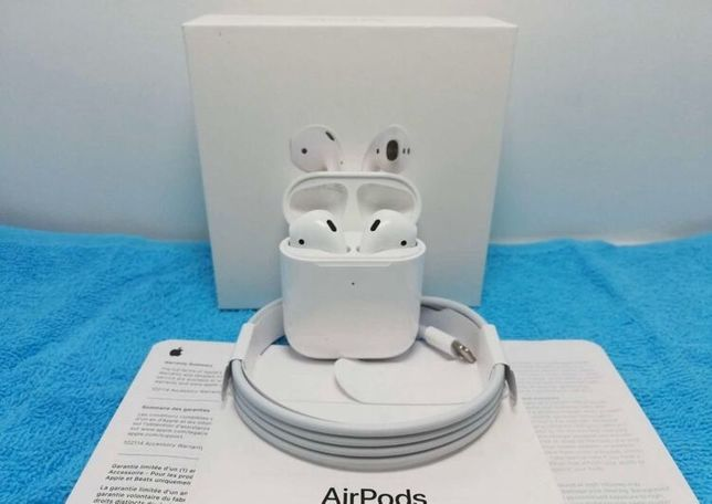 AirPods 2 (wireless)