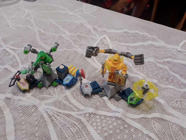 Klocki LEGO   ułożone