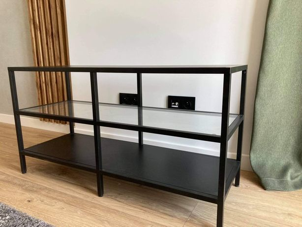 Szafka pod TV z IKEA Vittsjo