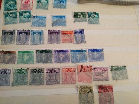 Znaczki pocztowe Indie