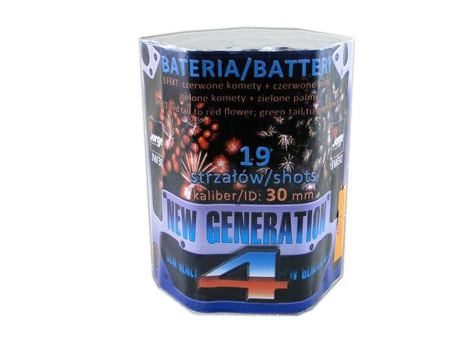 Wyrzutnia  NEW GENERATION 4 JW30 Sułkowice - image 1
