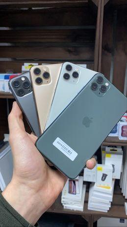 Apple iPhone 11 Pro Max 64 gb КАК НОВЫЕ! ВСЕ ЦВЕТА! ГАРАНТИЯ!