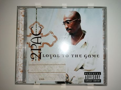 CD 2PAC / TUPAC - Loyal to the Game (Como Novo)