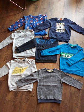 Bluzy i swetry dla chłopca  rozm. 110