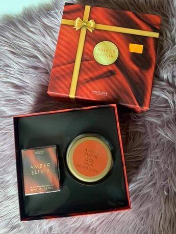 Amber Elixir Oriflame zestaw prezentowy