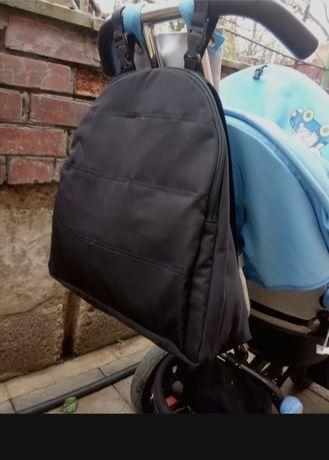 Рюкзак сумка для коляски для мамы