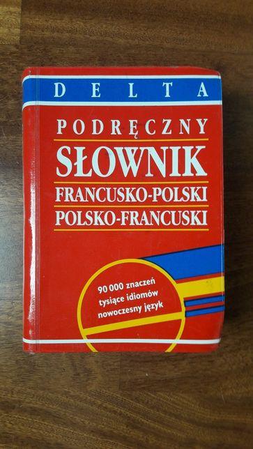 Słownik francusko-polski polsko-francuski