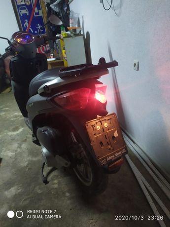 Продам скутер Malaguti centro 160