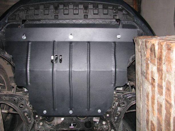 Захист двигуна Skoda, Шкода. Защита двигателя Skoda защита картера