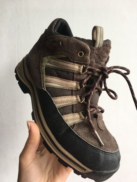 Трекинговые ботинки Timberland gore-tex размер 37.