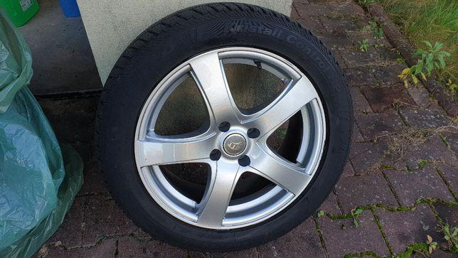 Peugeot 3008, 308, 5008 4x108 Alufelgi ATT + FULDA 225/50/17 zima