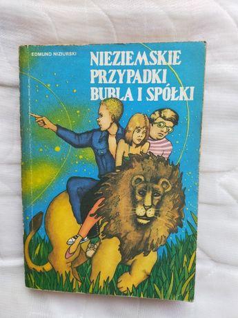 Nieziemskie przypadki Burla i spółki - E. Nizurski