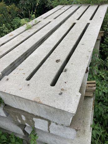 Nowe ruszta betonowe dla bydla thye lokenberg