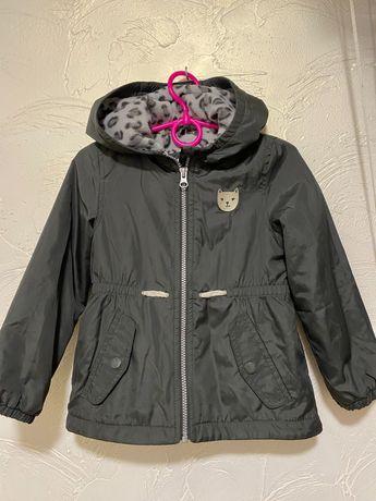 Куртка курточка Carter's весна 4т