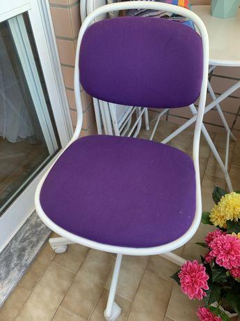 Cadeira ikea orfjall quase nova (3meses de uso)