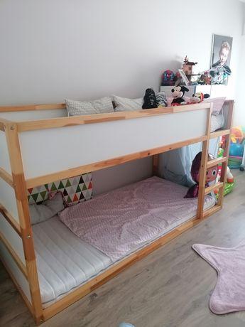 cama solteiro reversível 90x200