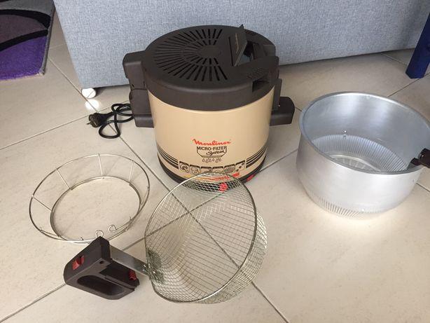 Fritadeira eletrica Moulinex