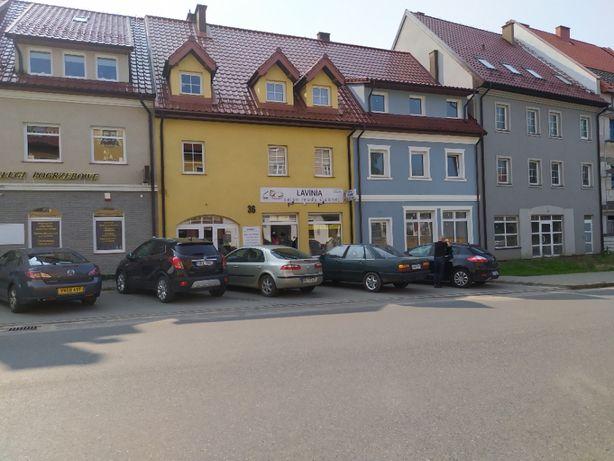 Wynajmę mieszkanie 74 m2 z ogródkiem bezczynszowe na II piętrze