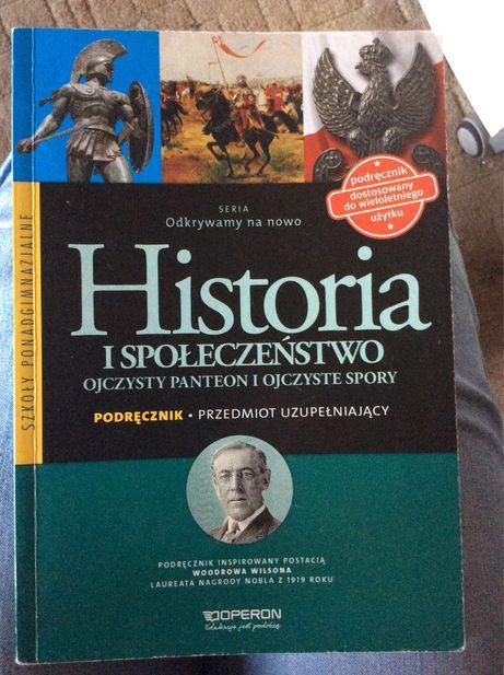 Historia i społeczeństwo. Podrecznik