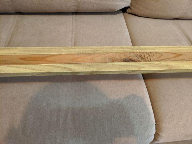 Деревянная планка 300x9x1.5 см