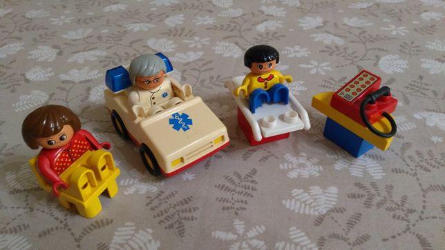 Lego Duplo Chirurgia Doktorska 2680 – UNIKAT