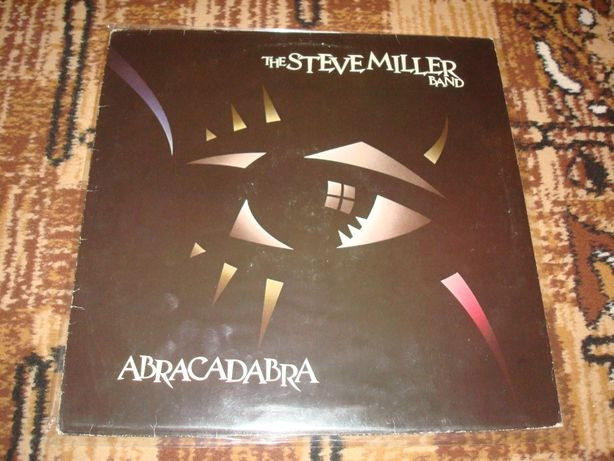 Płyty winylowe The Steve Miller Band-Abracadabra