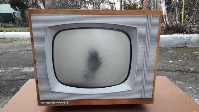 Stary Telewizor Alga-21