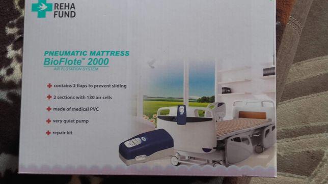 Materac pneumatyczny Bioflote 2000