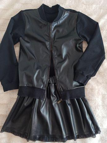 Продам комплект юбка и реглан