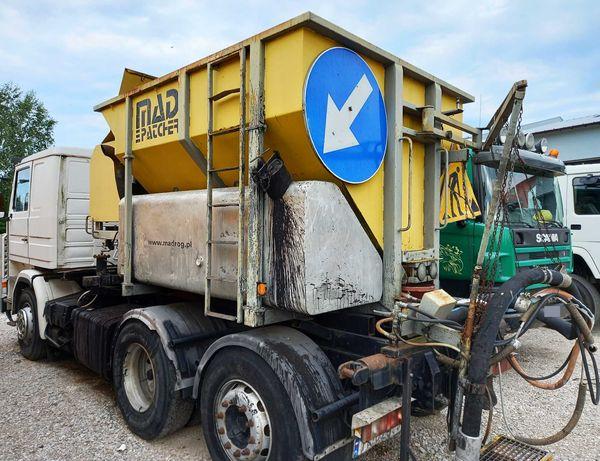 Patcher remonter drogowy MADROG Shaffer Strassmayr Hydrog