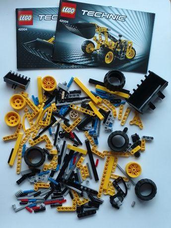 Lego Technic 42004 Mini Backhoe Loader - Koparko-ładowarka, 246 el.