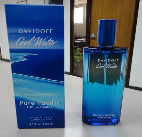 Davidoff Cool Water pure pacific 125ml for him