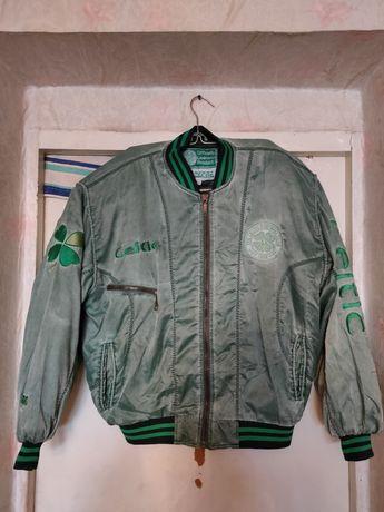 Продам куртку клубную бомбер Celtic BHOYS