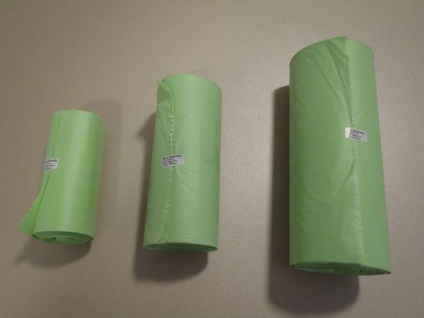 Biodegradowalne worki na śmieci 20szt 50L EKO