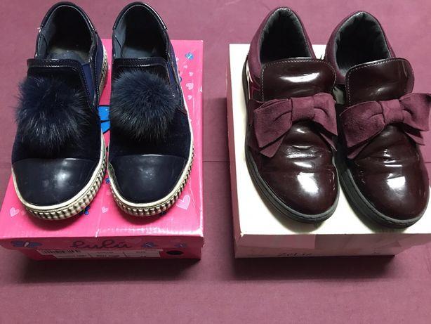 Sapatos tam34